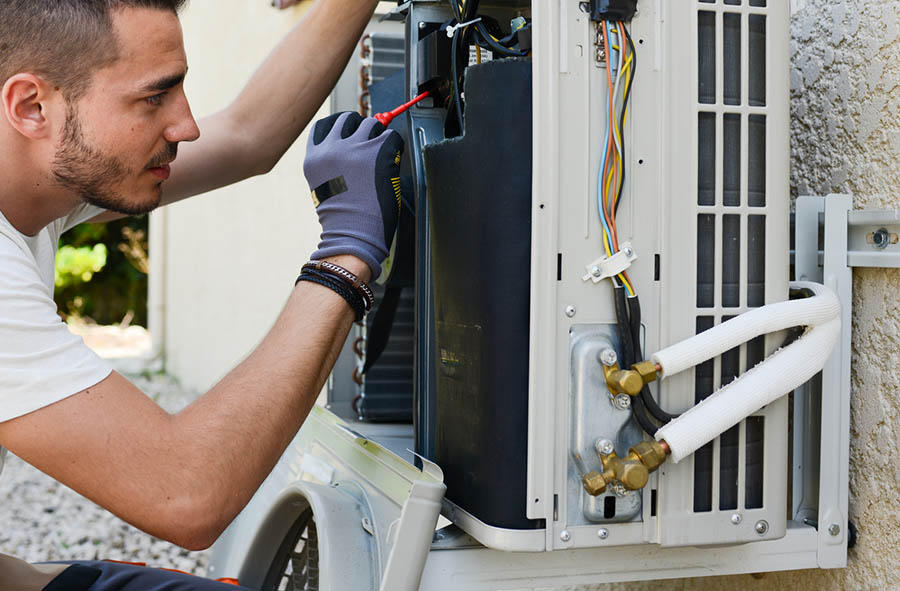 Un nuovo climatizzatore per l'efficienza a bassi consumi