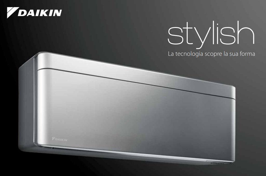 Scopri il nuovo Daikin Stylish: stile ma non solo!